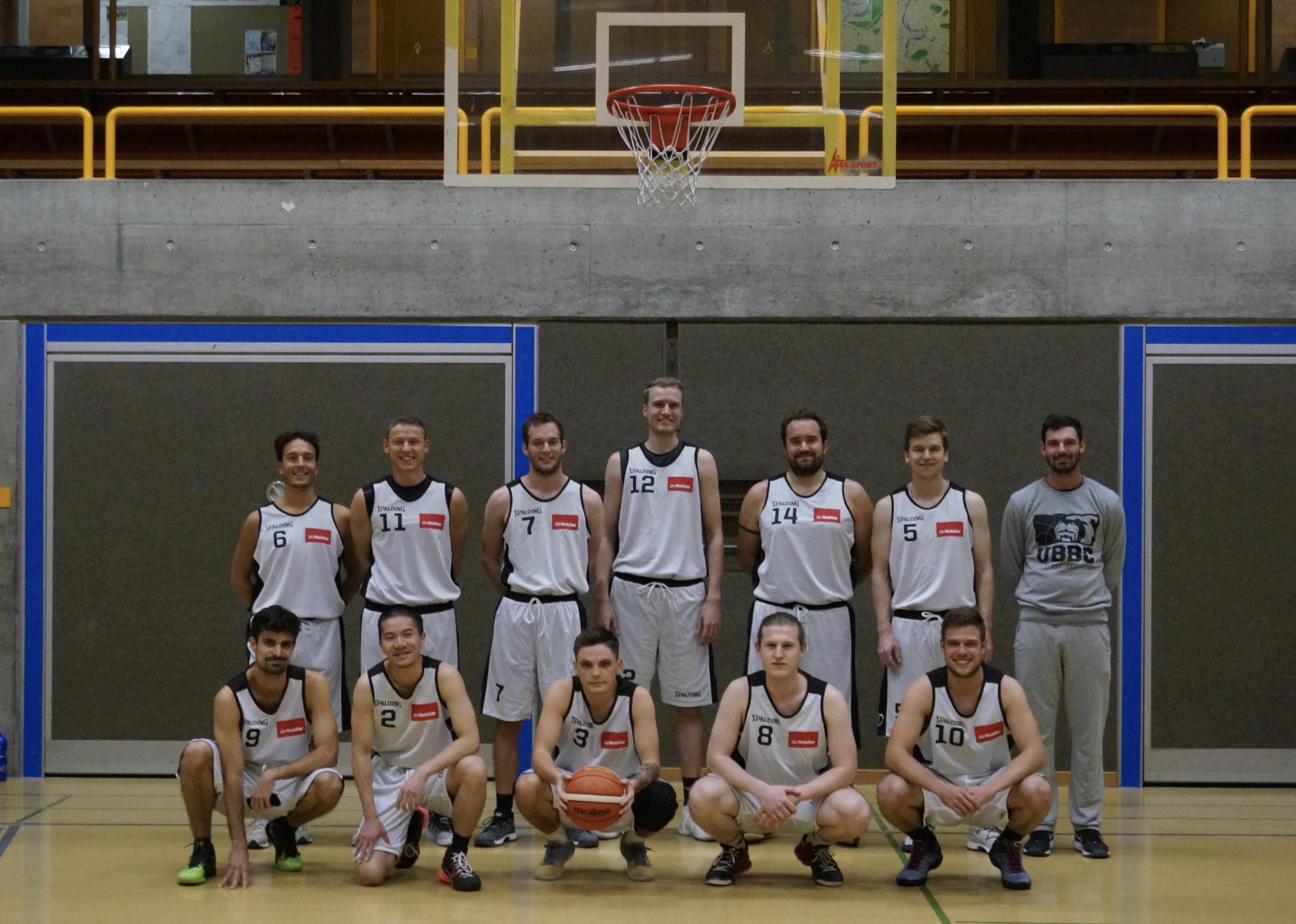 Uni-bern-basketball-Club-ubbc-Herrren-Manschaft-ubbc